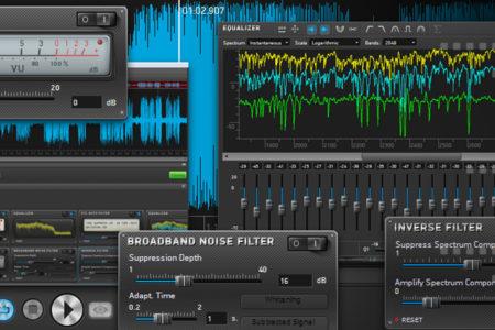 Softwares de Áudio
