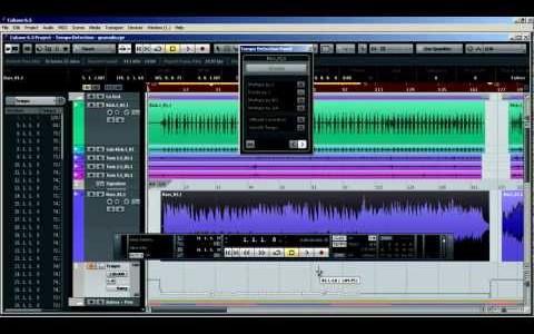 Tempo Detection - Encontrando andamento dos áudios no Cubase