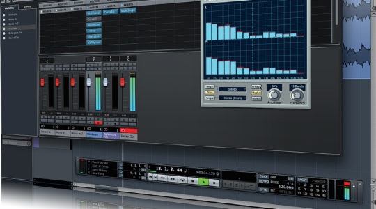 DAW: Digital Audio Workstation