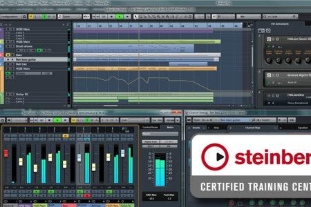 Produção Musical & Mixagem | Cubase PRO
