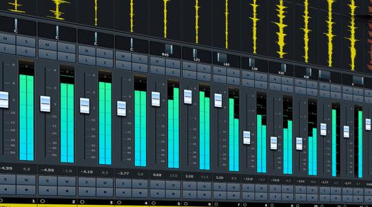 Mixagem de áudio | Finalização