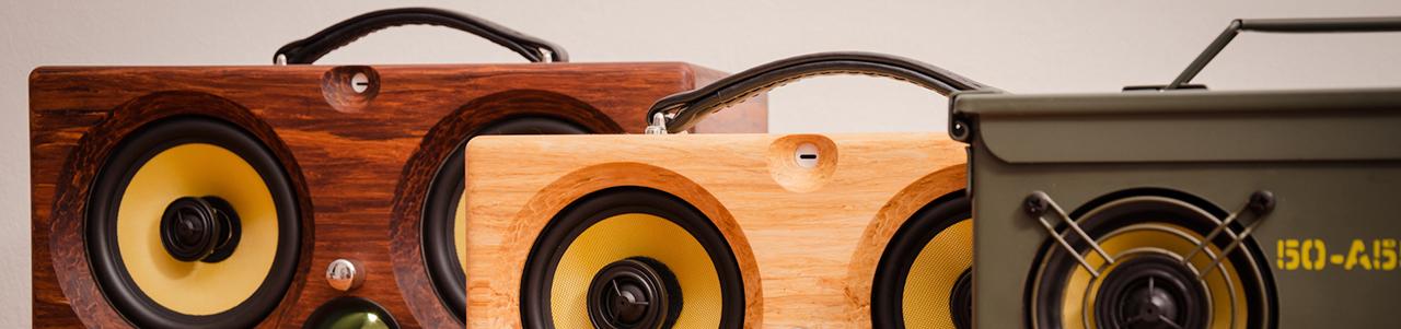 Serviços de Áudio e Música