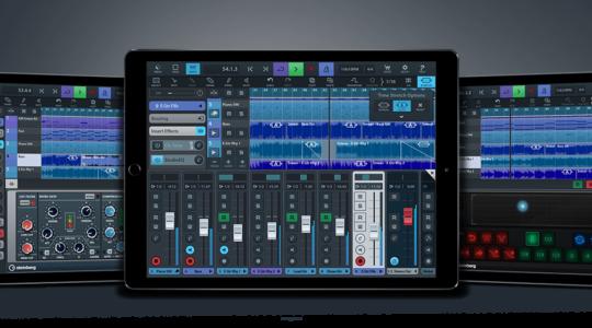 Steinberg lança o Cubasis 2 para iPad