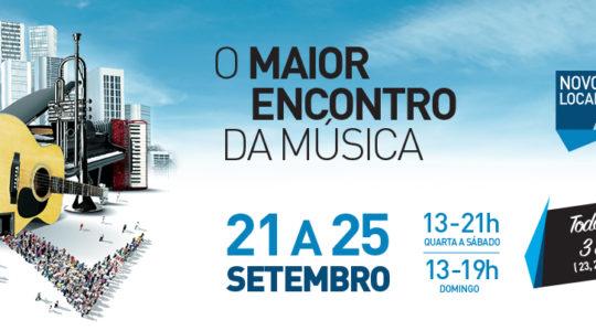 Expomusic 2016 | 33ª Feira internacional da música