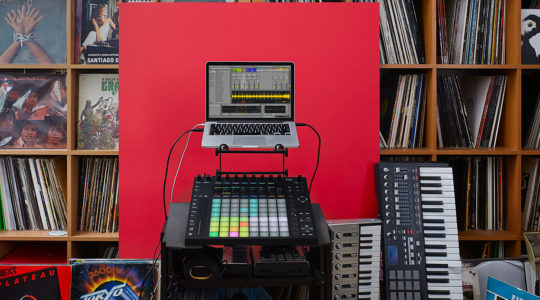 Última chamada - 11/09/2017 - Produção de Música Eletrônica (Ableton Live Suite)