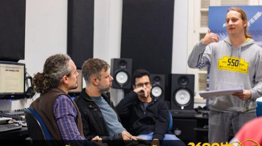 Especializações: Síntese Sonora, Mixagem e Masterização - Galeria de Fotos - 1º Semestre 2018
