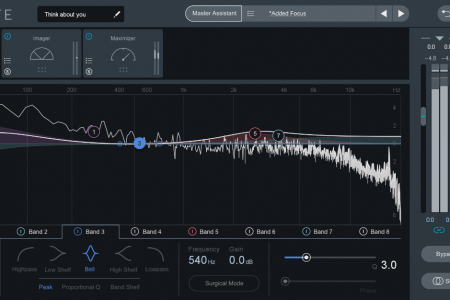 FREE PLUGIN: iZotope Ozone Elements 8 de graça na Plugin Boutique - Até 07/10/2018